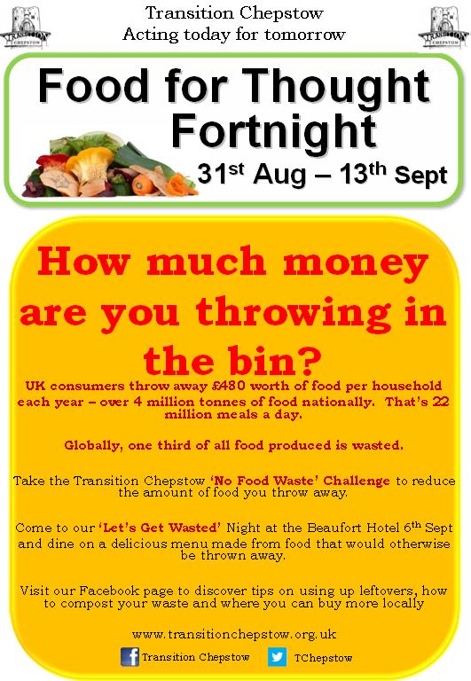Food For Thought Fortnight