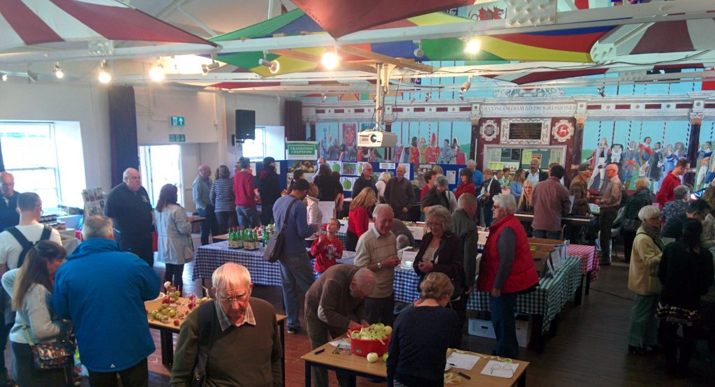 Chepstow Apple Day 2015